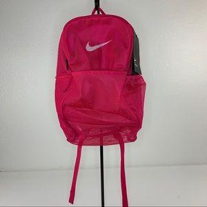 Nike Brasilia Mesh Backpack. S8